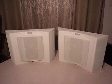 ALTEC Lansing AHT2100 Home Theatre Surround Sound Loudspeaker System 2 Speakers