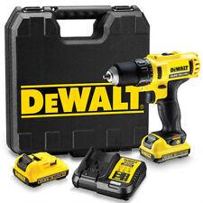 DeWalt DCD710D2 10.8V XR Li-Ion Compact Drill/Driver