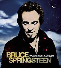 Bruce Springsteen Working On A Dream 180g w/download 180gm vinyl 2LP NEW sealed