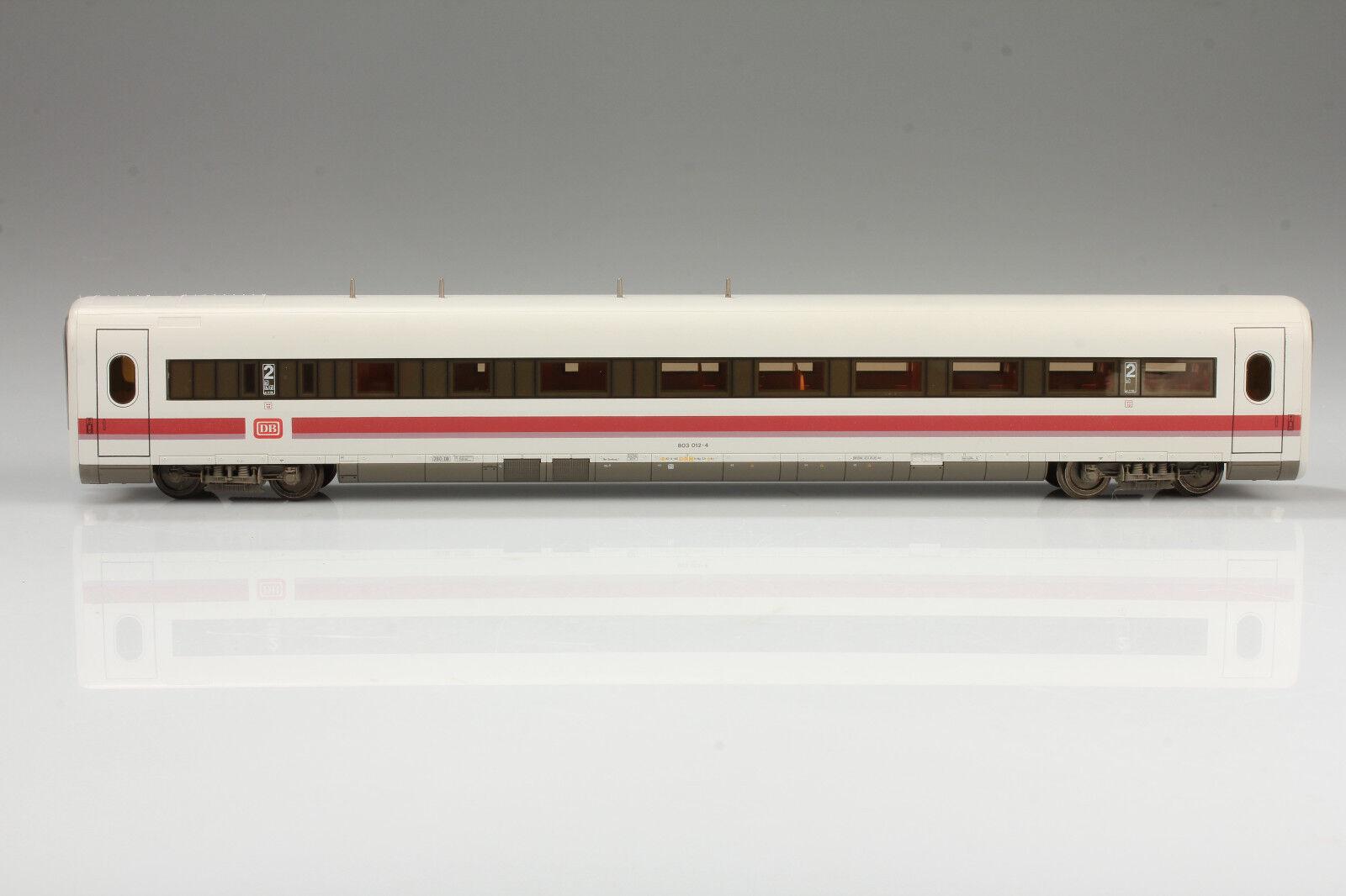 H0 Fleischmann 4445 Ice Centre Wagon 803 012-4 Dirt Scratches without Original