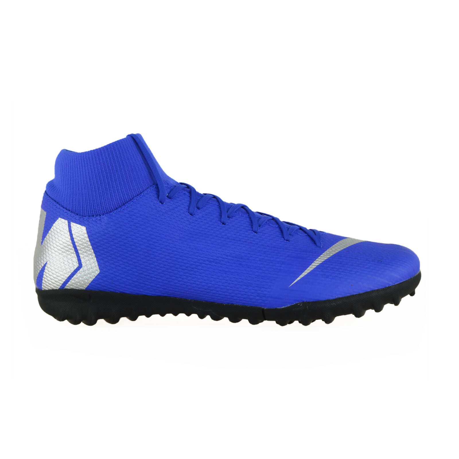 Nike mercurialx súperfly vi 6 Academy TF azul plata ah7370-400