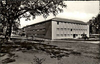 Bad Oeynhausen alte  Ansichtskarte ~1950/60 Partie am Gollwitzer Meier Institut