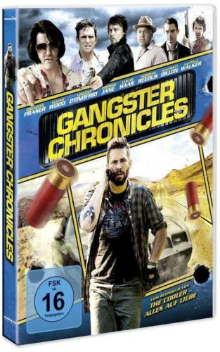 1 von 1 - DVD  Gangster Chronicles (2014). Paul Walker.. Elijah Wood. OVP