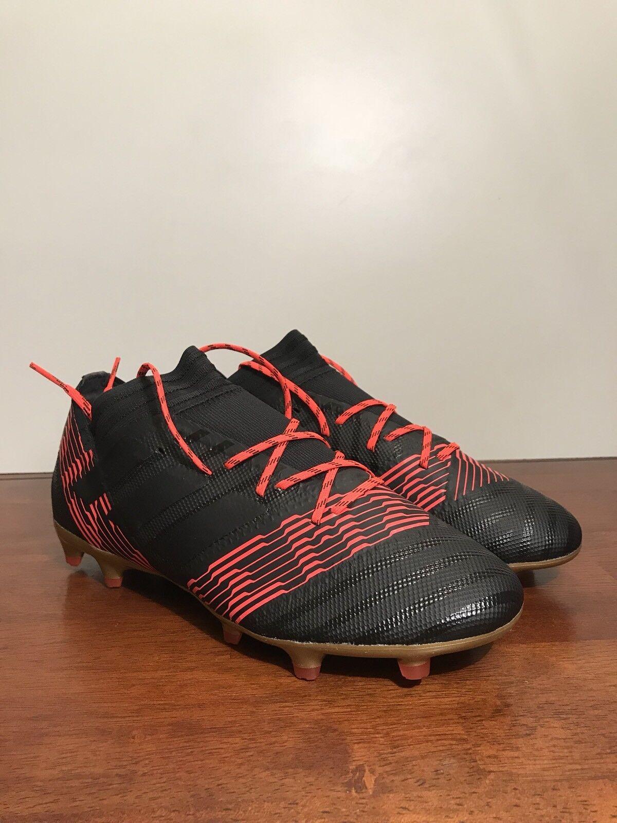 Adidas - cp8970 - - nemeziz 17,2 fg - cp8970 uomini scarpe - rosso - 8 6e837e
