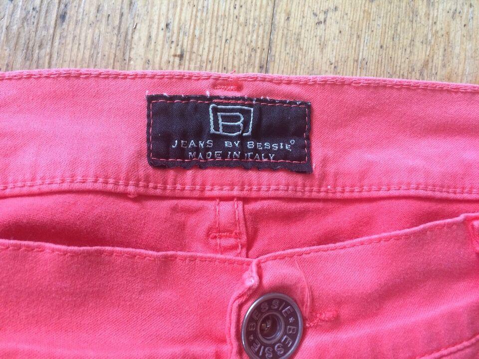 Bukser, Jeans by Bessie, str. 36