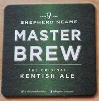 Bierdeckel England: SHEPHERD NEAME: Master Brew - The Original Kentish Ale