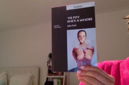 1 of 1 - 'Tis Pity She's a Whore by John Ford (REVELS STUDENT EDITIONS)