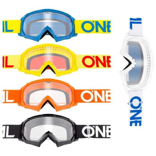 ONeal B-10 Youth Solid Goggle Kinder Crossbrille Motocross DH Downhill MX Kids