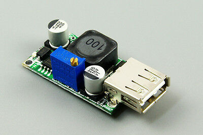 2A 3V to 5V-9V DC-DC Step-up Boost Power Supply Module For Phone MP3 MP4 new