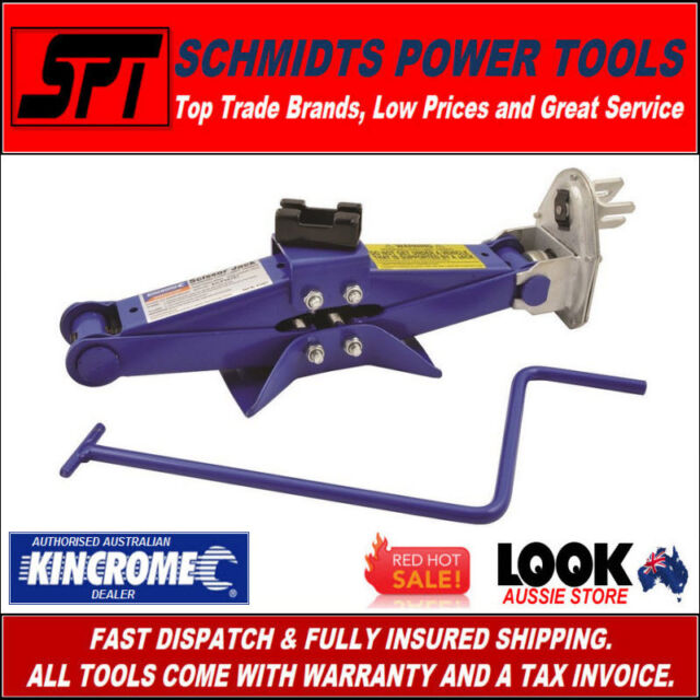 KINCROME K12201 CAR SCISSOR JACK 1000KG AUTOMOTIVE JACK - NEW