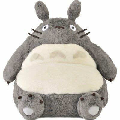Studio Ghibli My Neighbor Totoro Single Sofa chair seat plush doll from Jap - Kz