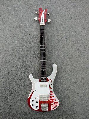 RGM195 Paul McCartney Japanese Design Miniature Guitar