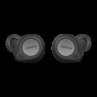 Jabra Elite Active 75t Écouteurs Intra-auriculaires sans Fil True Wireless - Titanium Black (100-99091005-ERC)