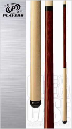 Details about  /Players JB8 Rengas Jump Break Pool Cue w// FREE shipping