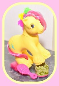 ❤️My Little Pony MLP G1 Vtg 1987 BIG BROTHER Boy TEX Clydesdale Cactus Cowboy❤️