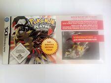 Pokemon Platin Edition + Vorverkaufsbox + Giratina Urform Figur Nintendo DS