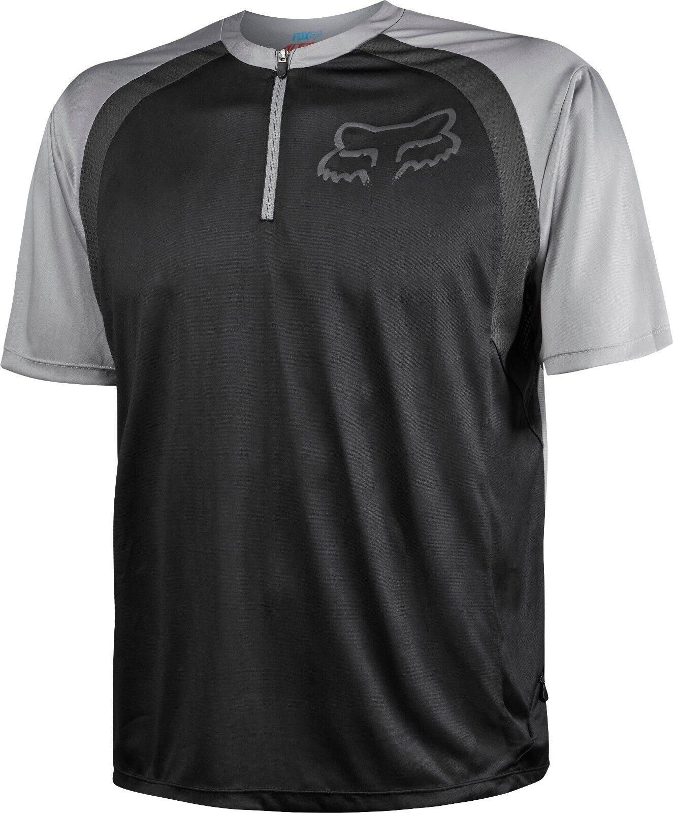Fox Racing Altitude ss Jersey grigio