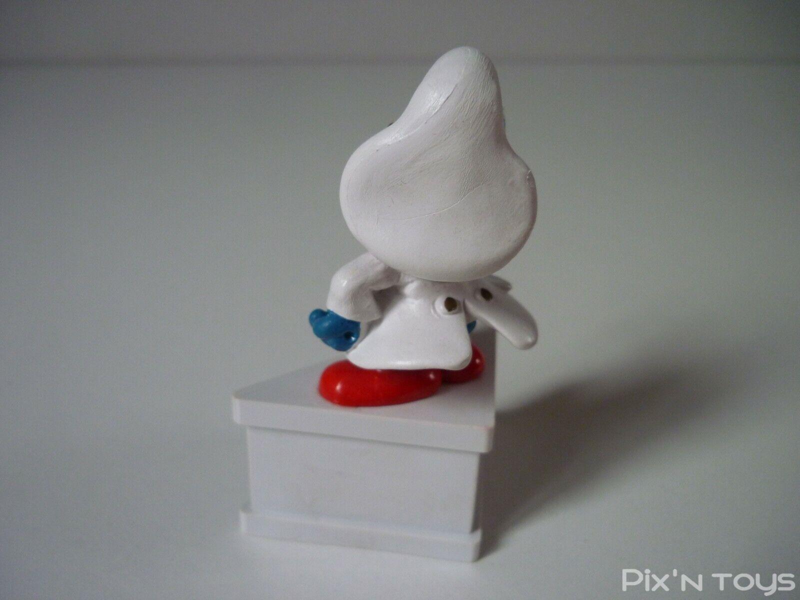 Figurine Schlumpf Smurfs Schtroumpf Schtroumpf Schtroumpf 8010858 Anniversaire à babord - Schleich 7a81dd
