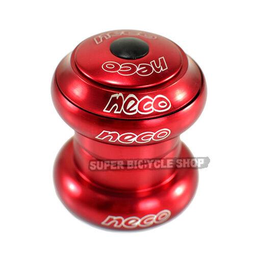 "neco 1-1//8/"" Alloy Ahead Headset Red"