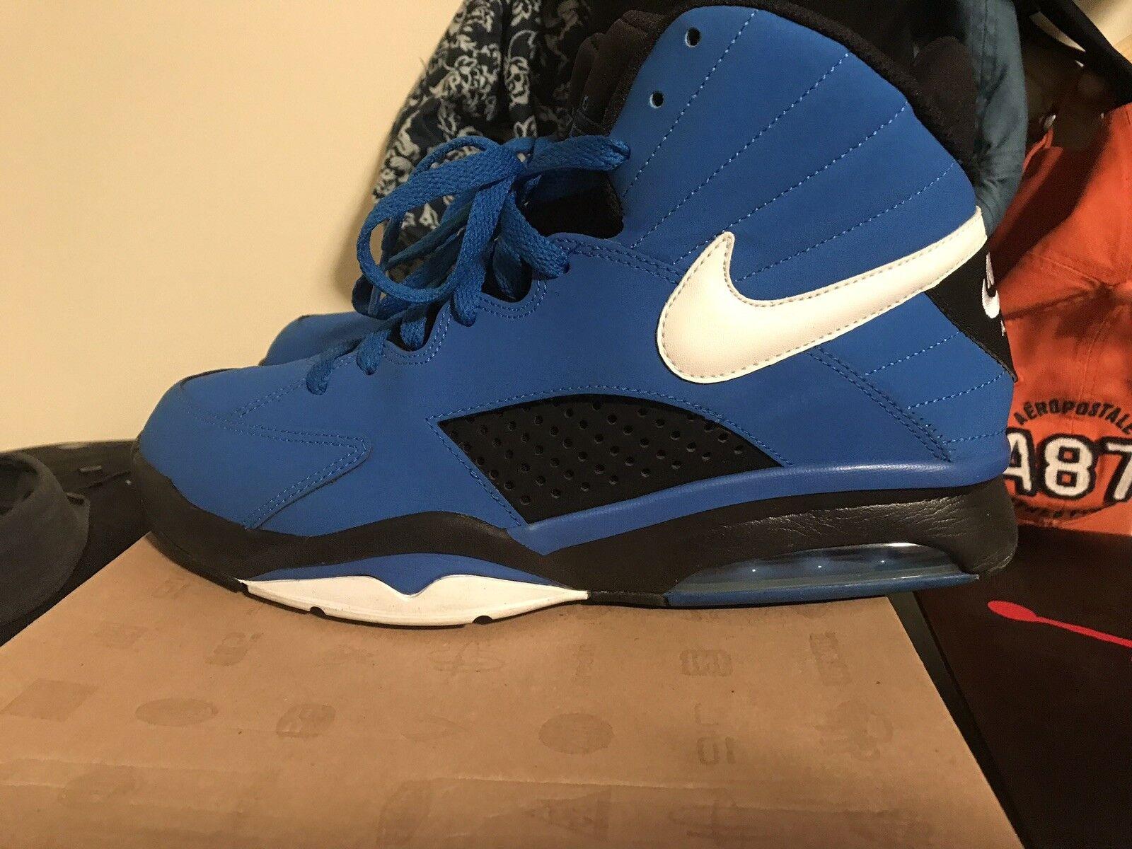 Nike Air Maestro bluee Black Size 8.5