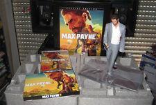 Neu! Max Payne 3 – Special Edition (PC) Game und Max Payne-Statue und mehr NEU