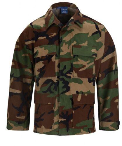 US Army Jacke coat Reforger WCP woodland camouflage Outdoor BDU XXLarge Regular