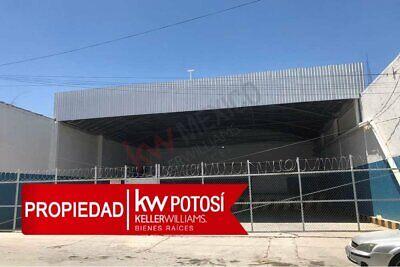 Venta de Bodega y Terreno en zona Céntrica de Matehuala a 3 cuadras de plaza principal ...