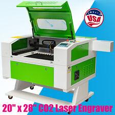 20 X 28 Reci 90w Co2 Laser Engraving Cutting Machine Engraver Cutter Usb Port