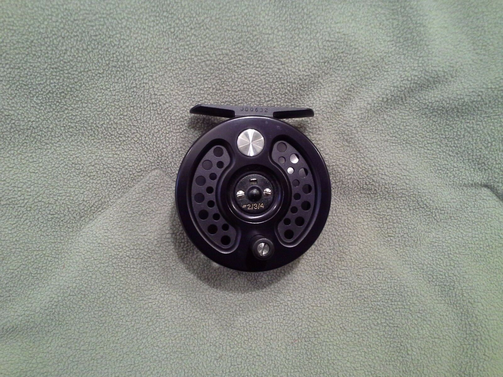 New Hardy Sovereign 2000 size 2/3/4 fly reel