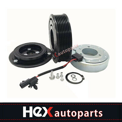 NEW A//C Compressor CLUTCH KIT for Nissan Murano 2009-2014 3.5 Liter Engine
