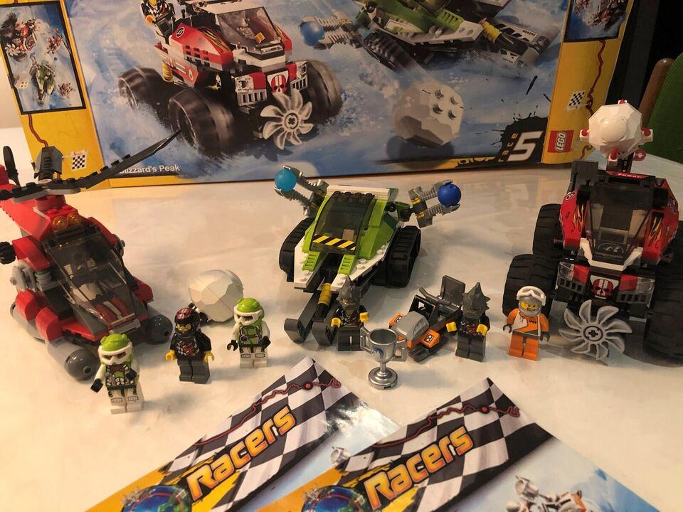 Lego World of Racers, 8863