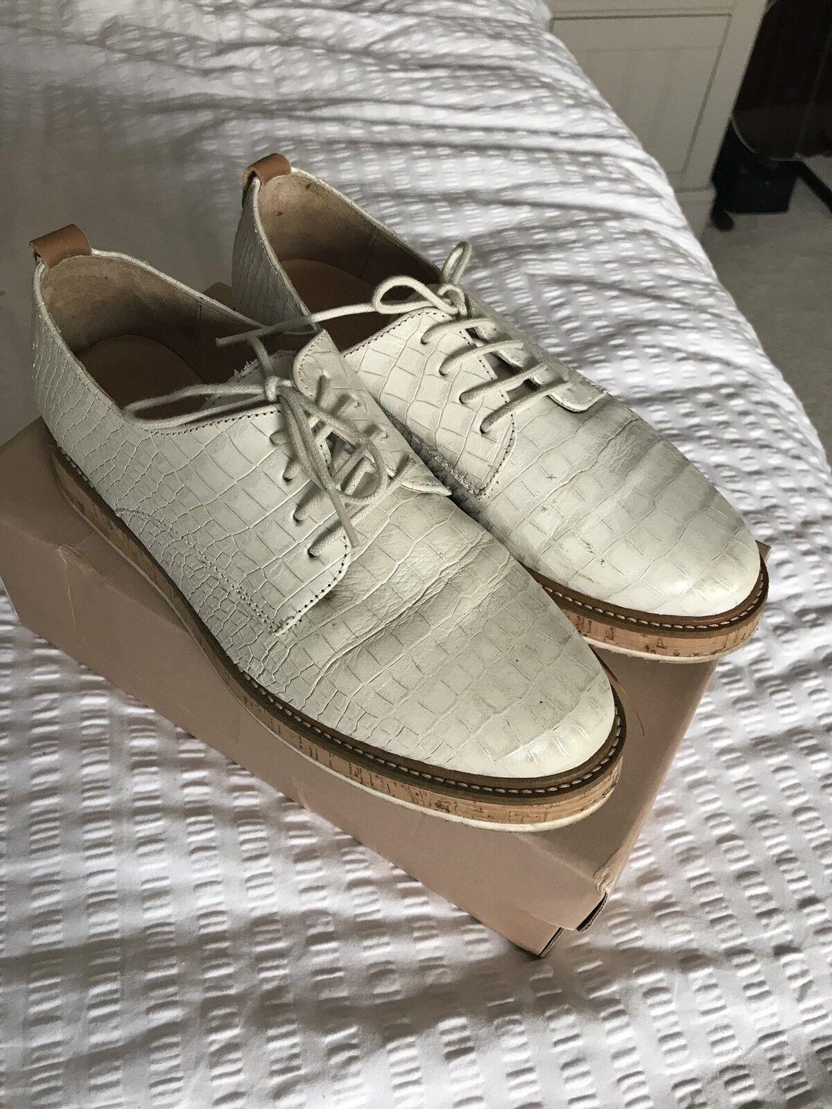 Alpe blancoo Zapatos Talla Talla Talla 5 33b9f6