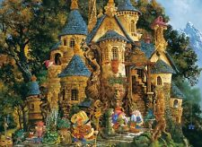Jigsaw puzzle Fantasy College of Magical Knowledge 500 piece NEW