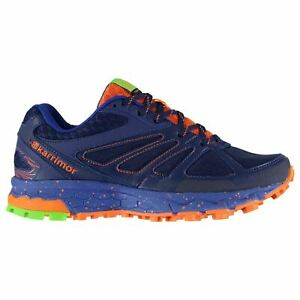 Karrimor Niños Chicos Tempo 5 Trail Running Zapatos corredores con Cordones  Malla Transpirable | eBay