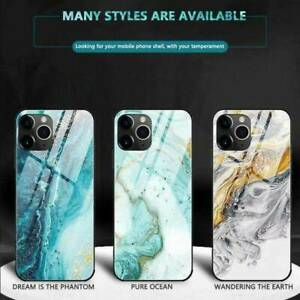 Tempered-Glass-Phone-Case-For-iPhone-11-Pro-Max-Cover-Luxury-TPU-Hard-Cases