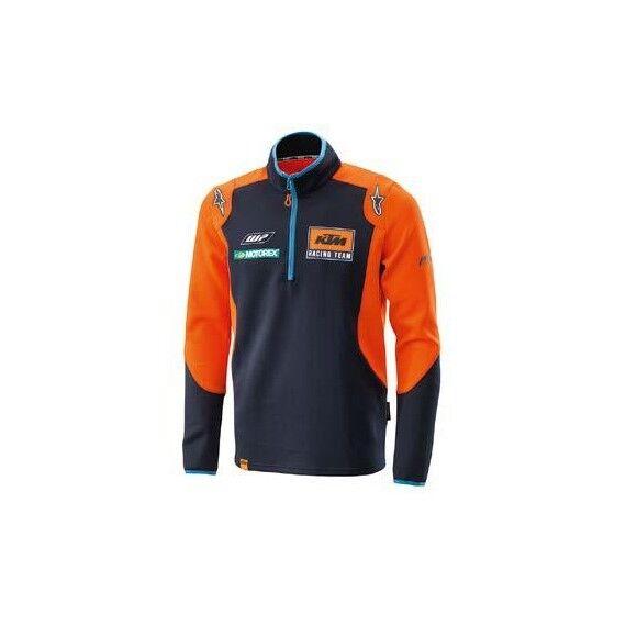 Genuine KTM Racing Replica Team Thin Sweater Top (Small) 3PW1855002