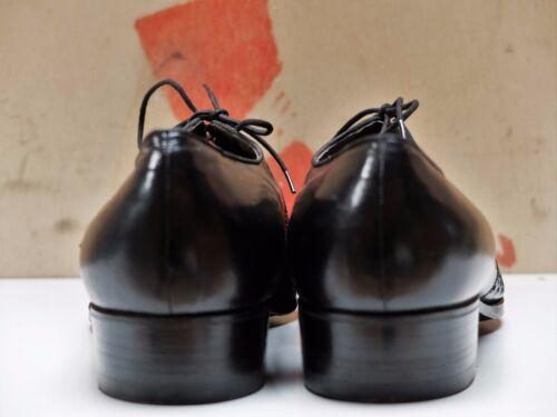 Antik Medicus Scarpe True 5 antiscivolo allacciate Uk6 hineinschlüpfen Vintage Leather 40 Ladies wqWxaCEHUT