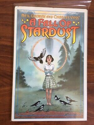 A Fall of Stardust Neil Gaiman Charles Vess art folio and ...