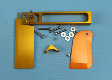 NEW CNC Rudder And Turn Fin Set For Mono1 Rc Boat  GOLD