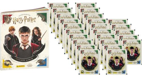 Panini Harry Potter Sticker /& Cards Version 2020-1 x Sammelalbum 25 Tüten