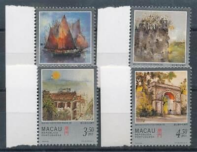 Macau Nr.899-902** Ansichten QualitäTswaren Briefmarken 100% QualitäT 271882