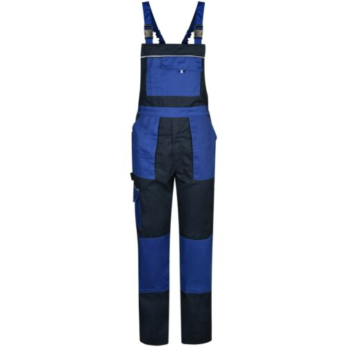 S-3XL Berufskleidung Herren Arbeits-Latzhose Arbeitslatzhose Overall Gr