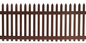 FABULOUS Rustic Picket Fencing for Miniature Gardens-Fairy Gardens #IM69034