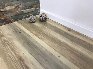 Fußboden Kork Dämmung ~ Click vinylboden petunia eiche hdf träger mit kork dämmung
