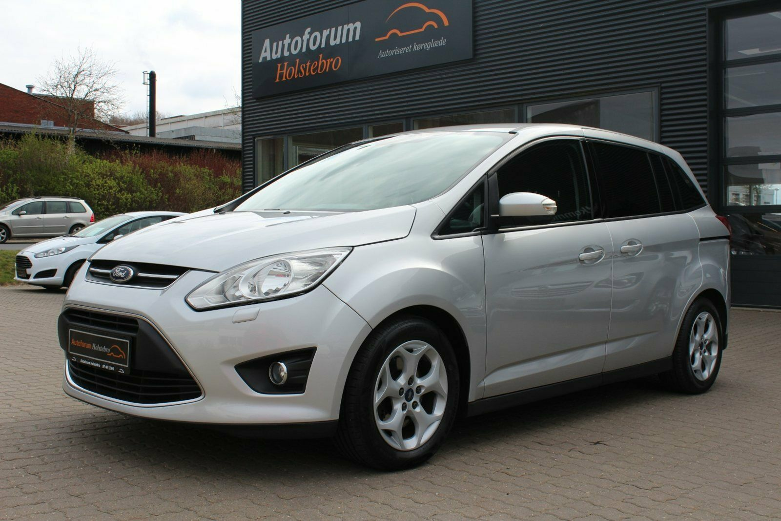 Ford Grand C-MAX 1,6 TDCi 115 Trend 5d