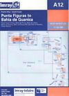Imray Iolaire Chart A12: South Coast of Puerto Rico: 2004 by Imray,Laurie,Norie & Wilson Ltd (Sheet map, folded, 2004)