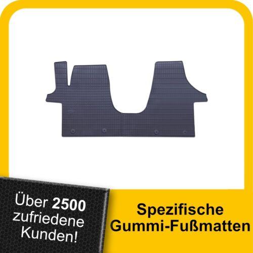 Volkswagen T5//T6 ab 03 Gummimatten Fußmatten Original Qualität Kpl.