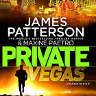 Private Vegas by James Patterson (CD-Audio, 2015)