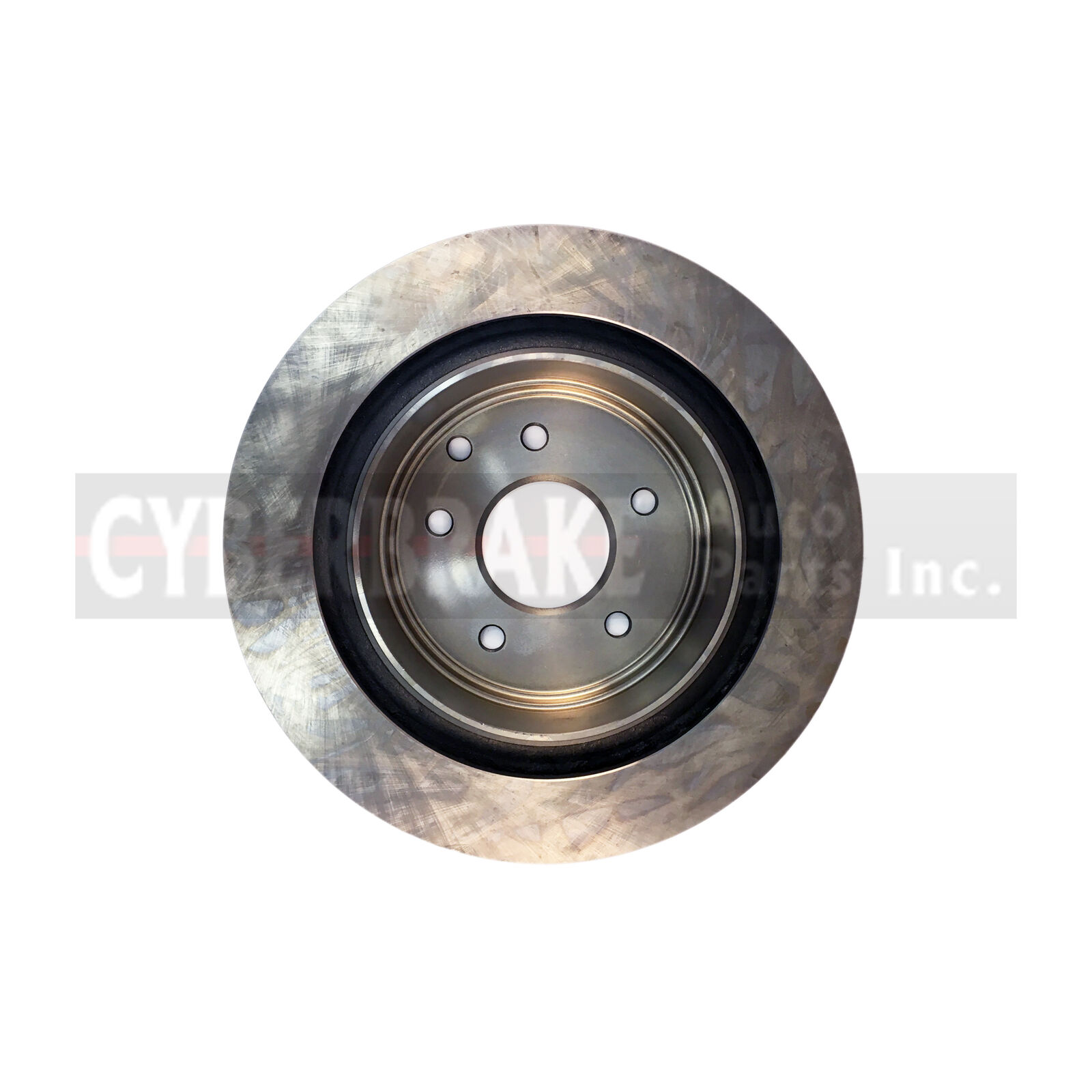 FRONT Brake Rotor Pair of 2 Fits 02-08 Nissan X-Trail