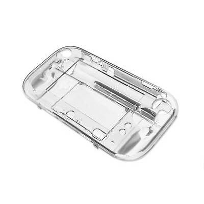 Nintendo Wii U Crystal Clear Protective Hard Case Cover - BRAND NEW